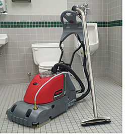 GeneSys 15 Automatic Scrubber: Betco Corp.
