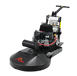 Answer Dust Control Floor Buffer/Burnisher: Aztec Products Inc.
