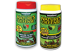 Nature's Defense All-Purpose Animal Repellent: Bird-X Inc.