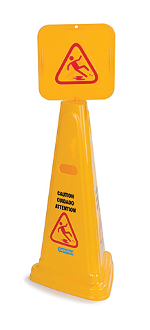 Caution Cones and Barriers: Carlisle FoodService Products