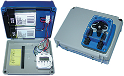Battery Powered Drain Plus: Seko Dosing Systems Corp.