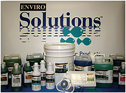 Green Certified Line of Bio-enzymatic Products: Enviro-Solutions Ltd.