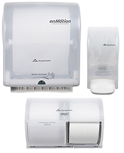 enMotion, SofPull and Compact Product Lines: Georgia-Pacific Professional
