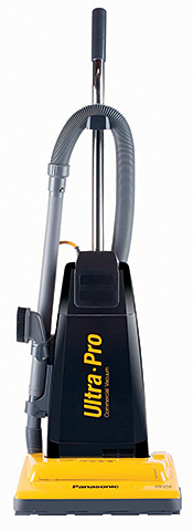 Ultra-Pro Commercial Upright MC-GG283 Vacuum: Panasonic