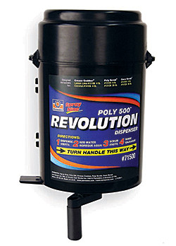 The Revolution: Spray Nine/Permatex