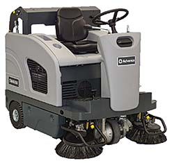 SW4000 Rider Sweeper: Advance