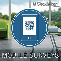 CleanTelligent Software Mobile Surveys and Work Orders: CleanTelligent