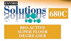 Super Floor Degreaser ES680: Enviro-Solutions Ltd.