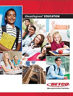 CleanDegrees Education Program with ATP: Betco Corp.