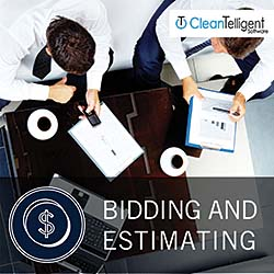 Bidding & Estimating module: CleanTelligent.com