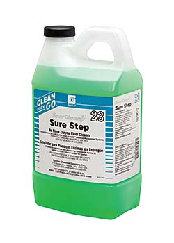 Learn About Sparclean Sure Step From Spartan Chemical Co