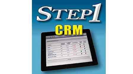 CRM System: Step1 Software Solutions