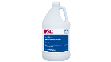 Earth Sense Neutral Floor Cleaner: National Chemical Laboratories Inc.
