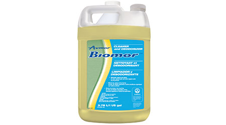 Biomor Cleaner and Deodorizer: Avmor Ltd.