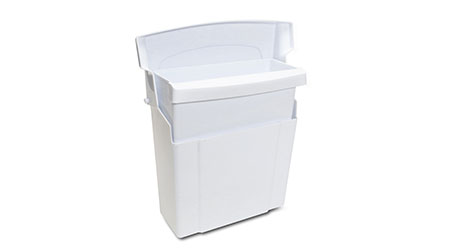 Sanitary Napkin Receptacle: Nexstep Commercial Products (Exclusive Licensee of O-Cedar)