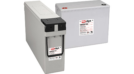 NexSys Batteries: EnerSys