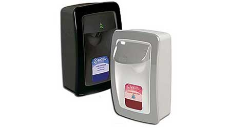 Designer Series Wall Mount Dispensers: Kutol Products Company Inc.