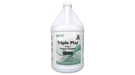 Triple Play 3 in 1: Multi-Clean