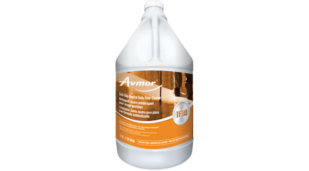 TF100 Neutral Daily Floor Cleaner: Avmor Ltd.