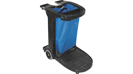Gator Compact Janitorial Cart: Impact Products LLC
