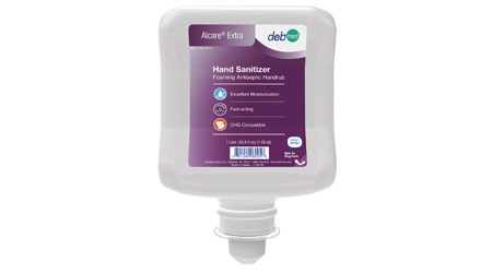 Alcare Extra Foaming Hand Sanitizer: DebMed