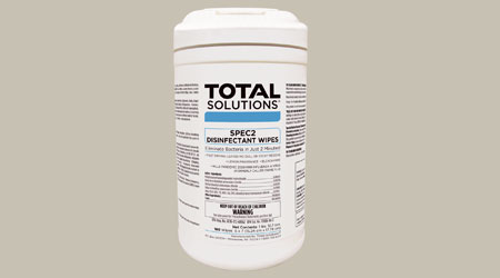 SPEC2 Disinfectant Wipes: Athea Laboratories, Inc.