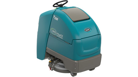 T350 Stand-On Floor Scrubber: Tennant Company