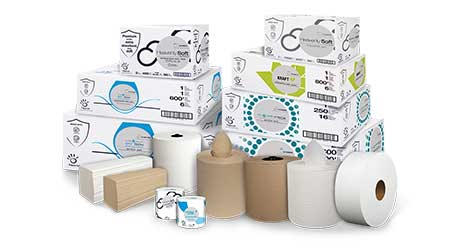Papernet Multifold Paper Towels: Sofidel