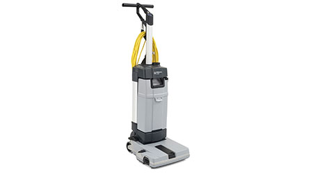 Advance SC100 Upright Scrubber: Nilfisk