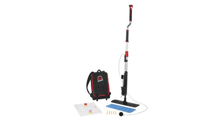 The Scotch-Brite Professional 2-in-1 Flat Mop: 3M Commercial Solutions Division
