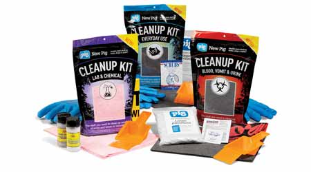 Cleanup Kits: New Pig Corporation