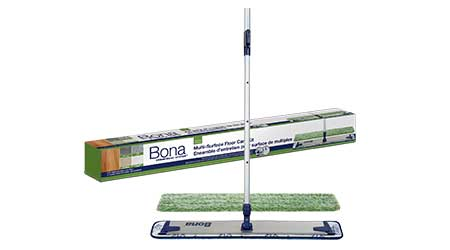 System Multi-Surface Floor Care Kit: Bona US