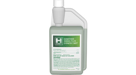 Husky 892 Arena Plus Disinfectant: Canberra Corp.