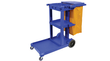 Janitor Cart: Nexstep Commercial Products (Exclusive Licensee of O-Cedar)
