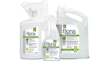 Hard Surface Floor Cleaner From Bona