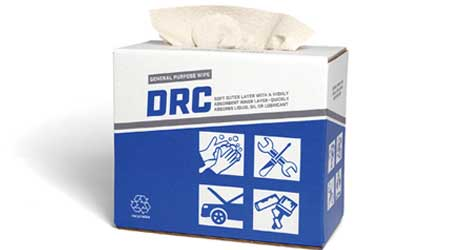 DRC wipes: Bro-Tex Inc.
