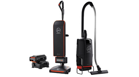 MPWR Cordless Cleaning System: TTI Floor Care