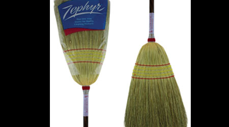 Black Beauty Broom: Zephyr Manufacturing