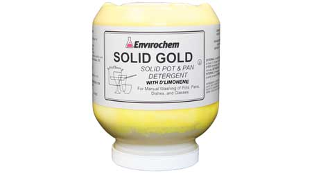 Solid Gold Pot and Pan: Envirochem