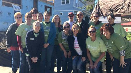 Bradley Corp. Teams Up for National Women Build Week