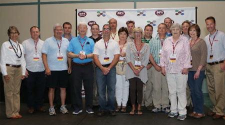 Dpa Recognizes 15 Year Members