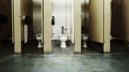 Survey Reveals Top Ten Restroom Complaints/Usage Stats
