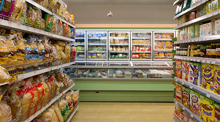 Cleaning Polished Concrete Floors In Grocery Stores