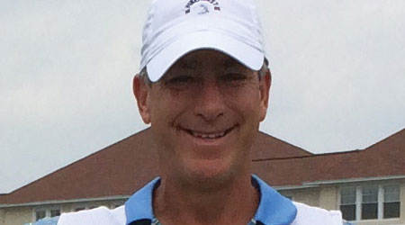 Freetime: David Sikes, Sikes Paper Company, Volunteers At Golf's Tour Championship