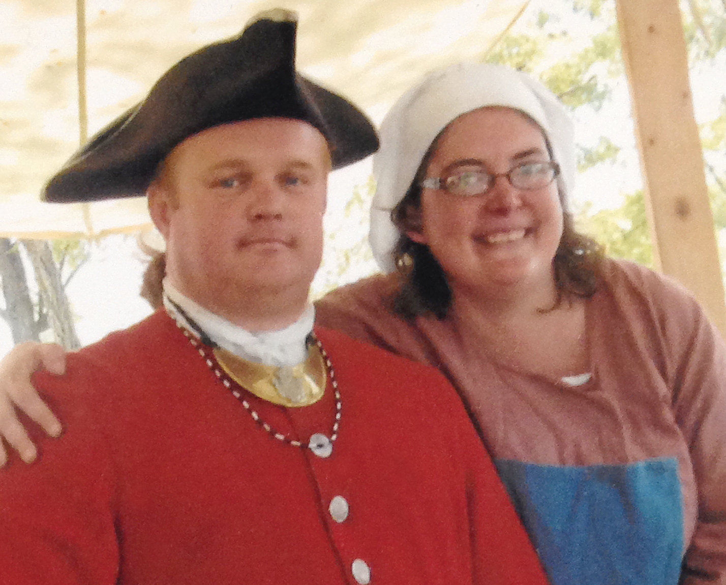 Freetime: Steven Perkins, Black River Paper Company, Becomes French And Indian War Re-enactor