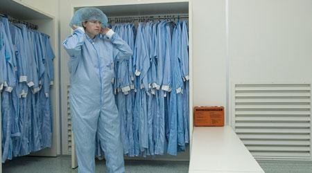 Aramark Opens New Processing Facility