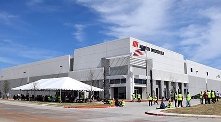 Motion Industries Opens Dallas Distribution Center