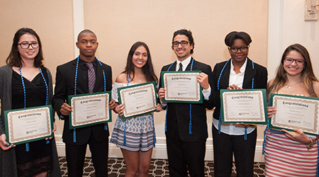 Dade Paper Awards 2017 Scholarships