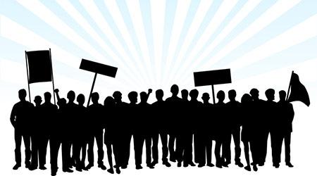 Parents Protest Cuts To School Custodial Program