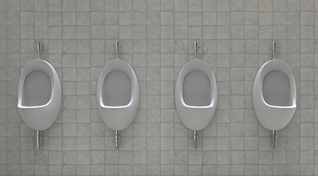 Surprising Facts About Urinals